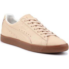 Xαμηλά Sneakers Puma Lifestyle shoes Clyde Veg Tan Naturel 364451 01
