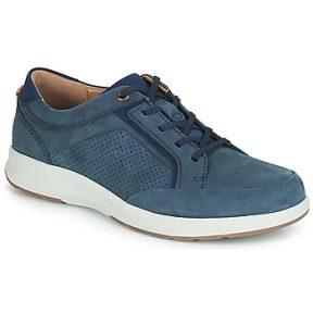 Xαμηλά Sneakers Clarks UN TRAIL FORM ΣΤΕΛΕΧΟΣ: καστόρι & ΕΠΕΝΔΥΣΗ: Ύφασμα & ΕΣ. ΣΟΛΑ: Δέρμα & ΕΞ. ΣΟΛΑ: Καουτσούκ