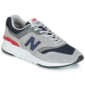 Xαμηλά Sneakers New Balance CM997 ΣΤΕΛΕΧΟΣ: Δέρμα / ύφασμα & ΕΠΕΝΔΥΣΗ: Ύφασμα & ΕΣ. ΣΟΛΑ: Ύφασμα & ΕΞ. ΣΟΛΑ: Συνθετικό