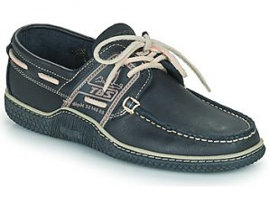 Boat shoes TBS GLOBEK ΣΤΕΛΕΧΟΣ: Δέρμα & ΕΠΕΝΔΥΣΗ: & ΕΣ. ΣΟΛΑ: Δέρμα & ΕΞ. ΣΟΛΑ: Καουτσούκ