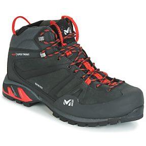 Ψηλά Sneakers Millet SUPER TRIDENT GTX ΣΤΕΛΕΧΟΣ: Συνθετικό ύφασμα & ΕΠΕΝΔΥΣΗ: Gore-TEX® & ΕΣ. ΣΟΛΑ: Συνθετικό & ΕΞ. ΣΟΛΑ: Καουτσούκ