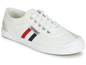 Xαμηλά Sneakers Kawasaki RETRO ΣΤΕΛΕΧΟΣ: Δέρμα / ύφασμα & ΕΠΕΝΔΥΣΗ: & ΕΣ. ΣΟΛΑ: & ΕΞ. ΣΟΛΑ: Καουτσούκ