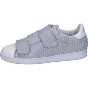 Xαμηλά Sneakers Brimarts sneakers grigio pelle BT591
