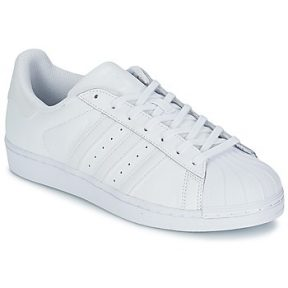 Xαμηλά Sneakers adidas SUPERSTAR FOUNDATION ΣΤΕΛΕΧΟΣ: Δέρμα & ΕΠΕΝΔΥΣΗ: Ύφασμα & ΕΣ. ΣΟΛΑ: Ύφασμα & ΕΞ. ΣΟΛΑ: Καουτσούκ