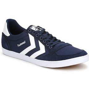 Xαμηλά Sneakers Hummel TEN STAR LOW CANVAS ΣΤΕΛΕΧΟΣ: Ύφασμα & ΕΠΕΝΔΥΣΗ: Ύφασμα & ΕΣ. ΣΟΛΑ: Ύφασμα & ΕΞ. ΣΟΛΑ: Καουτσούκ