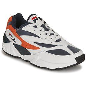 Xαμηλά Sneakers Fila V94M R LOW ΣΤΕΛΕΧΟΣ: Δέρμα / ύφασμα & ΕΠΕΝΔΥΣΗ: Ύφασμα & ΕΣ. ΣΟΛΑ: Ύφασμα & ΕΞ. ΣΟΛΑ: Καουτσούκ