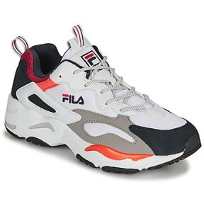 Xαμηλά Sneakers Fila RAY TRACER ΣΤΕΛΕΧΟΣ: Δέρμα / ύφασμα & ΕΠΕΝΔΥΣΗ: Ύφασμα & ΕΣ. ΣΟΛΑ: Συνθετικό και ύφασμα & ΕΞ. ΣΟΛΑ: Συνθετικό