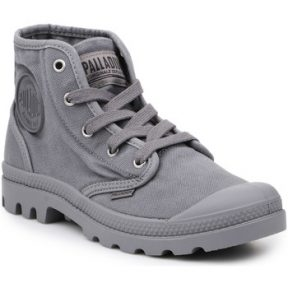 Ψηλά Sneakers Palladium Lifestyle shoes US Pampa Hi Titanium 92352-011-M