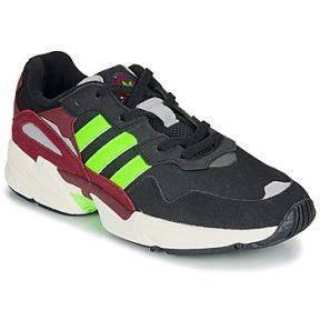 Xαμηλά Sneakers adidas YUNG-96 ΣΤΕΛΕΧΟΣ: Δέρμα και συνθετικό & ΕΠΕΝΔΥΣΗ: Ύφασμα & ΕΣ. ΣΟΛΑ: Ύφασμα & ΕΞ. ΣΟΛΑ: Καουτσούκ
