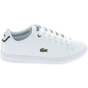 Xαμηλά Sneakers Lacoste Carnaby Evo BL C Blanc Marine