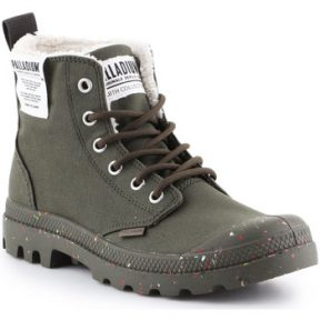 Ψηλά Sneakers Palladium Pampa Earth 76437-309-M