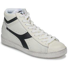 Ψηλά Sneakers Diadora GAME L HIGH WAXED ΕΠΕΝΔΥΣΗ: Ύφασμα & ΕΣ. ΣΟΛΑ: Ύφασμα & ΕΞ. ΣΟΛΑ: Καουτσούκ