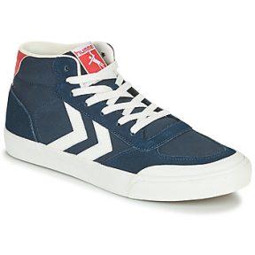 Ψηλά Sneakers Hummel STADIL 3.0 CLASSIC HIGH ΣΤΕΛΕΧΟΣ: Δέρμα / ύφασμα & ΕΠΕΝΔΥΣΗ: Ύφασμα & ΕΣ. ΣΟΛΑ: Ύφασμα & ΕΞ. ΣΟΛΑ: Καουτσούκ