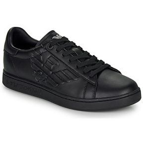 Xαμηλά Sneakers Emporio Armani EA7 CLASSIC NEW CC ΣΤΕΛΕΧΟΣ: Δέρμα βοοειδούς & ΕΠΕΝΔΥΣΗ: & ΕΣ. ΣΟΛΑ: & ΕΞ. ΣΟΛΑ: Καουτσούκ