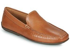 Boat shoes So Size MILLIE ΣΤΕΛΕΧΟΣ: Δέρμα βοοειδούς & ΕΠΕΝΔΥΣΗ: Δέρμα χοίρου & ΕΣ. ΣΟΛΑ: Δέρμα βοοειδούς & ΕΞ. ΣΟΛΑ: Καουτσούκ
