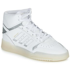 Xαμηλά Sneakers adidas DROP STEP ΣΤΕΛΕΧΟΣ: Δέρμα και συνθετικό & ΕΠΕΝΔΥΣΗ: Ύφασμα & ΕΣ. ΣΟΛΑ: Ύφασμα & ΕΞ. ΣΟΛΑ: Καουτσούκ