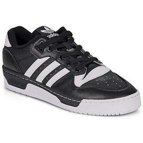 Xαμηλά Sneakers adidas RIVALRY LOW ΣΤΕΛΕΧΟΣ: Δέρμα και συνθετικό & ΕΠΕΝΔΥΣΗ: Ύφασμα & ΕΣ. ΣΟΛΑ: Ύφασμα & ΕΞ. ΣΟΛΑ: Καουτσούκ