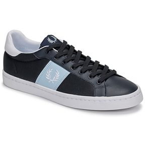Xαμηλά Sneakers Fred Perry LAWN LEATHER / MESH ΣΤΕΛΕΧΟΣ: Δέρμα / ύφασμα
