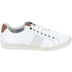 Xαμηλά Sneakers Kickers Songo Blanc [COMPOSITION_COMPLETE]