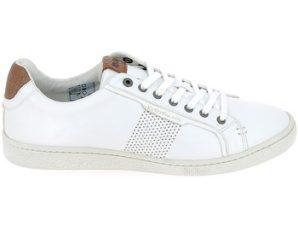 Xαμηλά Sneakers Kickers Songo Blanc