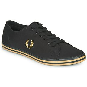 Xαμηλά Sneakers Fred Perry KINGSTON TWILL ΣΤΕΛΕΧΟΣ: Ύφασμα & ΕΠΕΝΔΥΣΗ: Ύφασμα & ΕΣ. ΣΟΛΑ: & ΕΞ. ΣΟΛΑ: Καουτσούκ