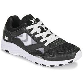 Xαμηλά Sneakers Hummel EDMONTON 3S LEATHER ΣΤΕΛΕΧΟΣ: Δέρμα / ύφασμα & ΕΠΕΝΔΥΣΗ: Ύφασμα & ΕΣ. ΣΟΛΑ: Ύφασμα & ΕΞ. ΣΟΛΑ: Καουτσούκ