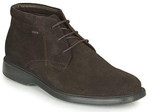 Μπότες Geox BRAYDEN 2FIT ABX ΣΤΕΛΕΧΟΣ: καστόρι & ΕΠΕΝΔΥΣΗ: Δέρμα / ύφασμα & ΕΣ. ΣΟΛΑ: Δέρμα & ΕΞ. ΣΟΛΑ: Συνθετικό