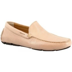 Μοκασσίνια Leonardo Shoes 8104F MOUSSE TAUPE