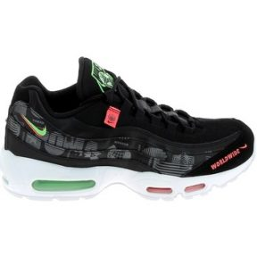 Xαμηλά Sneakers Nike Air Max 95 Noir Rose Vert 1010062480015 [COMPOSITION_COMPLETE]