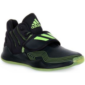 Ψηλά Sneakers adidas DEEP THREAT J