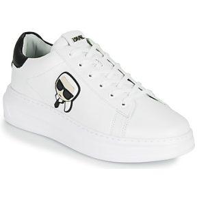 Xαμηλά Sneakers Karl Lagerfeld KAPRI MENS KARL IKONIC 3D LACE ΣΤΕΛΕΧΟΣ: Δέρμα βοοειδούς & ΕΠΕΝΔΥΣΗ: Συνθετικό και ύφασμα & ΕΣ. ΣΟΛΑ: Δέρμα & ΕΞ. ΣΟΛΑ: Καουτσούκ
