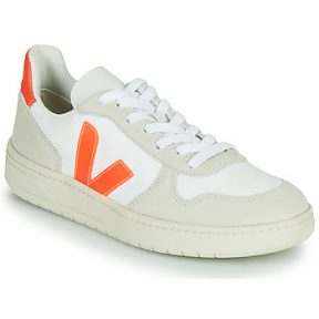 Xαμηλά Sneakers Veja V-10 ΣΤΕΛΕΧΟΣ: Ύφασμα & ΕΠΕΝΔΥΣΗ: Συνθετικό και ύφασμα & ΕΣ. ΣΟΛΑ: Συνθετικό και ύφασμα & ΕΞ. ΣΟΛΑ: Καουτσούκ