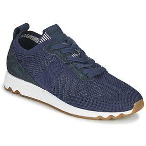 Xαμηλά Sneakers Schmoove KITE RUNNER ΣΤΕΛΕΧΟΣ: Δέρμα / ύφασμα & ΕΠΕΝΔΥΣΗ: & ΕΣ. ΣΟΛΑ: & ΕΞ. ΣΟΛΑ: Καουτσούκ