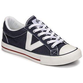 Xαμηλά Sneakers Victoria TRIBU LONA CONTRASTE ΣΤΕΛΕΧΟΣ: Ύφασμα & ΕΠΕΝΔΥΣΗ: Ύφασμα & ΕΣ. ΣΟΛΑ: & ΕΞ. ΣΟΛΑ: Συνθετικό