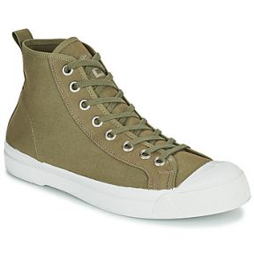 Xαμηλά Sneakers Bensimon B79 MID ΣΤΕΛΕΧΟΣ: Ύφασμα & ΕΠΕΝΔΥΣΗ: Φυσικό ύφασμα & ΕΣ. ΣΟΛΑ: Φυσικό ύφασμα & ΕΞ. ΣΟΛΑ: Καουτσούκ