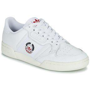 Xαμηλά Sneakers adidas CONTINENTAL 80 ΣΤΕΛΕΧΟΣ: Δέρμα και συνθετικό & ΕΠΕΝΔΥΣΗ: Ύφασμα & ΕΣ. ΣΟΛΑ: Ύφασμα & ΕΞ. ΣΟΛΑ: Καουτσούκ