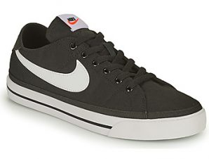 Xαμηλά Sneakers Nike NIKE COURT LEGACY CANVAS ΣΤΕΛΕΧΟΣ: Ύφασμα & ΕΠΕΝΔΥΣΗ: Ύφασμα & ΕΣ. ΣΟΛΑ: Ύφασμα & ΕΞ. ΣΟΛΑ: Καουτσούκ