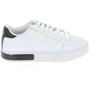 Xαμηλά Sneakers Puma Cali Blanc Blanc [COMPOSITION_COMPLETE]