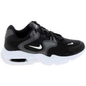Xαμηλά Sneakers Nike Air Max 2X Noir Blanc 1010208410012 [COMPOSITION_COMPLETE]