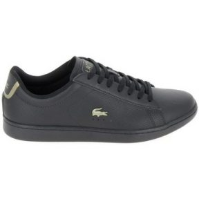 Xαμηλά Sneakers Lacoste Carnaby Noir Noir [COMPOSITION_COMPLETE]