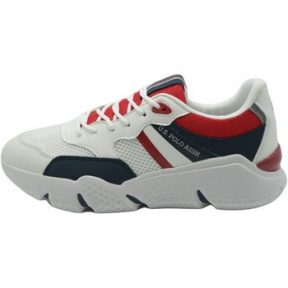 Xαμηλά Sneakers U.S Polo Assn. Ermes-Whi-Dkbl