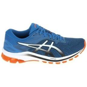 Παπούτσια για τρέξιμο Asics GT 1000 10 Bleu Noir [COMPOSITION_COMPLETE]