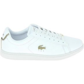 Xαμηλά Sneakers Lacoste Carnaby Evo Blanc [COMPOSITION_COMPLETE]