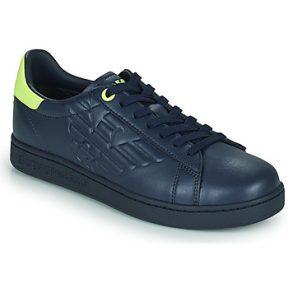Xαμηλά Sneakers Emporio Armani EA7 CLASSIC NEW CC ΣΤΕΛΕΧΟΣ: Δέρμα & ΕΠΕΝΔΥΣΗ: Ύφασμα & ΕΣ. ΣΟΛΑ: Συνθετικό & ΕΞ. ΣΟΛΑ: Καουτσούκ