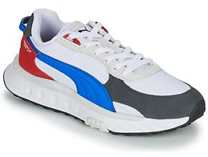 Xαμηλά Sneakers Puma WILD RIDER COLLIN ΣΤΕΛΕΧΟΣ: Συνθετικό & ΕΠΕΝΔΥΣΗ: & ΕΣ. ΣΟΛΑ: & ΕΞ. ΣΟΛΑ: Καουτσούκ