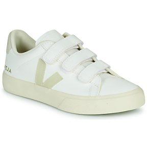 Xαμηλά Sneakers Veja RECIFE LOGO ΣΤΕΛΕΧΟΣ: Δέρμα & ΕΠΕΝΔΥΣΗ: Συνθετικό & ΕΣ. ΣΟΛΑ: Συνθετικό και ύφασμα & ΕΞ. ΣΟΛΑ: Καουτσούκ