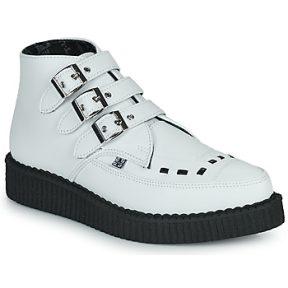 Μπότες TUK POINTED CREEPER 3 BUCKLE BOOT ΣΤΕΛΕΧΟΣ: Δέρμα & ΕΠΕΝΔΥΣΗ: Ύφασμα & ΕΣ. ΣΟΛΑ: Ύφασμα & ΕΞ. ΣΟΛΑ: Καουτσούκ