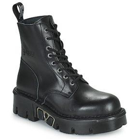 Μπότες New Rock M-MILI084N-S3 ΣΤΕΛΕΧΟΣ: Δέρμα & ΕΠΕΝΔΥΣΗ: & ΕΣ. ΣΟΛΑ: Δέρμα & ΕΞ. ΣΟΛΑ: Συνθετικό