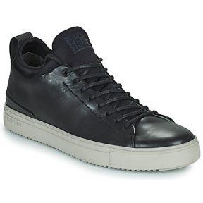 Ψηλά Sneakers Blackstone SG08-BLACK ΣΤΕΛΕΧΟΣ: Δέρμα & ΕΠΕΝΔΥΣΗ: Δέρμα & ΕΣ. ΣΟΛΑ: Δέρμα & ΕΞ. ΣΟΛΑ: Καουτσούκ