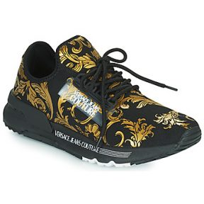 Xαμηλά Sneakers Versace Jeans Couture FELINI ΣΤΕΛΕΧΟΣ: Ύφασμα & ΕΠΕΝΔΥΣΗ: Ύφασμα & ΕΣ. ΣΟΛΑ: Συνθετικό & ΕΞ. ΣΟΛΑ: Συνθετικό